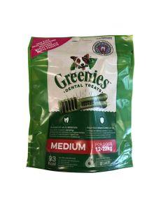 Greenies Medium 6 sticks pour chien de 12 à 22 kg - La Compagnie des Animaux
