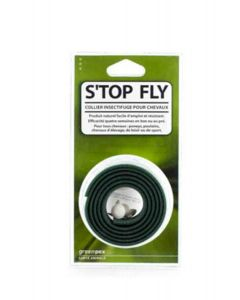 Greenpex S'top Fly Insectifuge collier pour cheval- La Compagnie des Animaux