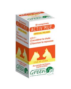Greenvet Activ'Mue 30cps - La Compagnie des Animaux