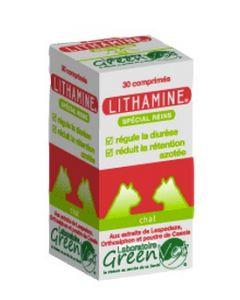 Lithamine chat 30 cps- La Compagnie des Animaux