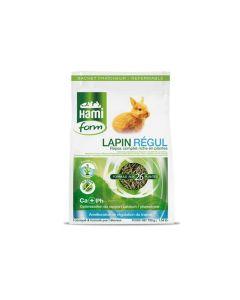 Hami Form Lapin Régul 700 grs - La compagnie des animaux