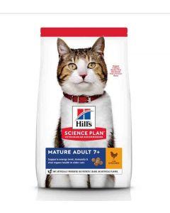 Hill's Science Plan Feline Mature Adult 7+ Poulet 3 kg