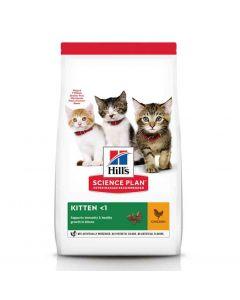 Hill's Science Plan Kitten Poulet 3 kg