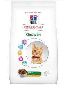 Hill's VetEssentials Feline Kitten Growth Poulet 1,5 kg