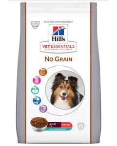 Hill's VetEssentials Canine Canine Adult Medium No Grain Thon & Pommes de terre 10 kg