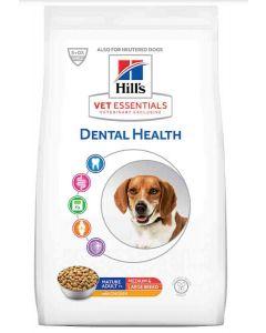 Hill's VetEssentials Canine Mature Dental Health Medium & Large Poulet 10 kg