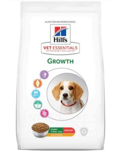 Hill's VetEssentials Canine Puppy Growth Medium Poulet 10 kg