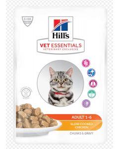 Hill's VetEssentials Feline Adult Poulet 12 x 85 g