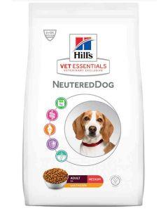 Hill's VetEssentials Neutered Dog Adult Medium Poulet 10 kg