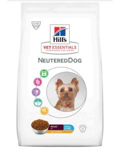 Hill's VetEssentials Neutered Dog Adult Small & Mini Poulet 6 kg