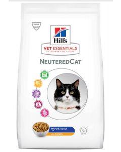 Hill's VetEssentials Neutered Cat Mature Poulet 2.5 kg