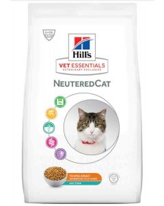 Hill's VetEssentials Neutered Cat Young Adult Thon 2,5 kg