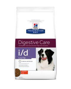 Hill's Prescription Diet Canine I/D Low Fat 6 kg- La Compagnie des Animaux