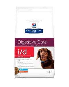 Hill's Prescription Diet Canine I/D Stress Mini 1.5 kg - La Compagnie des Animaux