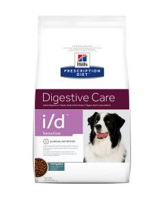 Hill's Prescription Diet Canine I/D Sensitive 1.5 kg- La Compagnie des Animaux