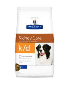 Hill's Prescription Diet Canine K/D 2 kg- La Compagnie des Animaux