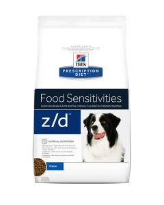Hill's Prescription Diet Canine Z/D Allergy & Skin Care 10 kg- La Compagnie des Animaux