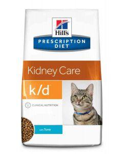 Hill's Prescription Diet Feline K/D Thon 1,5 kg- La Compagnie des Animaux