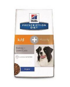 Hill's Prescription Diet Canine K/D + Mobility 12 kg