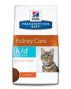 Hill's Prescription Diet Feline K/D Early Stage 1,4 kg- La Compagnie des Animaux
