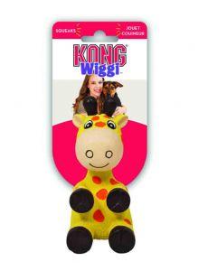 KONG Wiggi girafe 12,7 cm