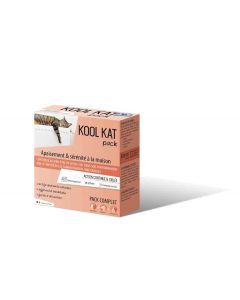 KOOL KAT Pack Diffuseur + Recharge de 48 ml + Spray 60 ml