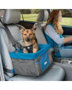 Kurgo Heather Booster Seat panier de voiture pour chien
