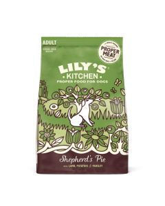 Lily's Kitchen Croquettes Sans céréales Agneau Chien 12 kg