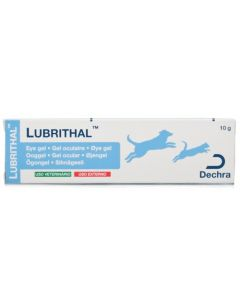 Lubrithal Gel Oculaire 10 grs