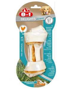 8in1 Delights Pro Dental Bone pour chien M
