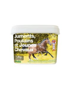 Naf juments, poulains et jeunes chevaux 3,6 kg