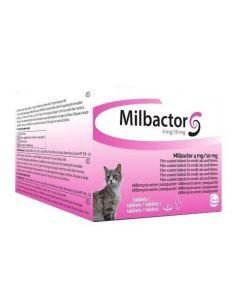 Milbactor Chaton & Chat moins de 2kg 2 cps