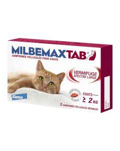 Milbemax Tab Chat 2 cps-