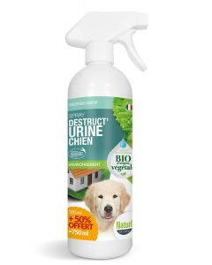 Naturlys Destruct'Urine Bio chien 750 ml