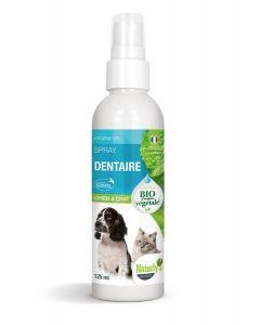 Naturlys Spray Dentaire Bio pour chien et chat 125 ml