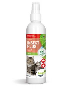 Naturlys Spray insect plus Bio chat 240 ml