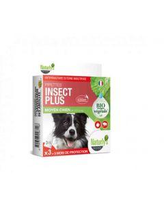 Naturlys pipettes insect plus Bio moyen chien x3