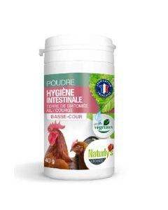 Naturlys poudre hygiène intestinale volaille 40 grs