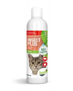 Naturlys shampooing insect plus Bio chat 240 ml