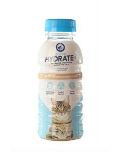 Oralade Hydrate+ Chat 330 ml- La Compagnie des Animaux