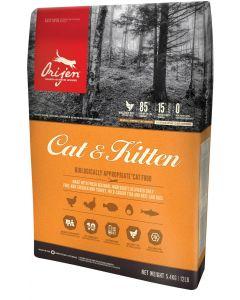 Orijen Cat & Kitten - La Compagnie des Animaux