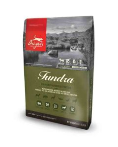 Orijen Tundra Chien 11,4 kg- La Compagnie des Animaux