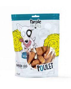 Parole de Truffes Friandises Cuisse de Poulet pour chien 400 g