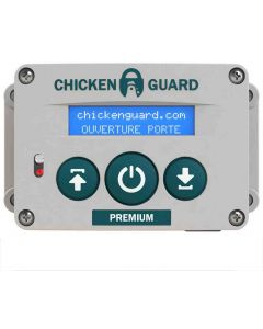 Portier automatique Digitale ChickenGuard Premium