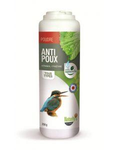 Naturlys Poudre anti-poux oiseaux 250 grs