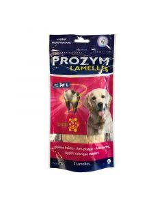 Prozym Lamelles chiens L +25 kg 5 lamelles