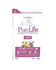 PureLife Croquettes Puppy pour chien 2 kg- La Compagnie des Animaux