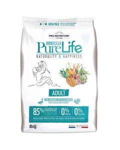 PureLife Croquettes Chat Adult 8 kg- La Compagnie des Animaux