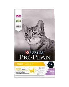 Purina Proplan Cat Light Dinde 3 kg- La Compagnie des Animaux