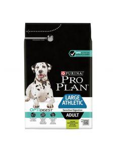 Purina Proplan Dog Adult Large Athletic Sensitive Digestion OptiDigest 14 kg- La Compagnie des Animaux